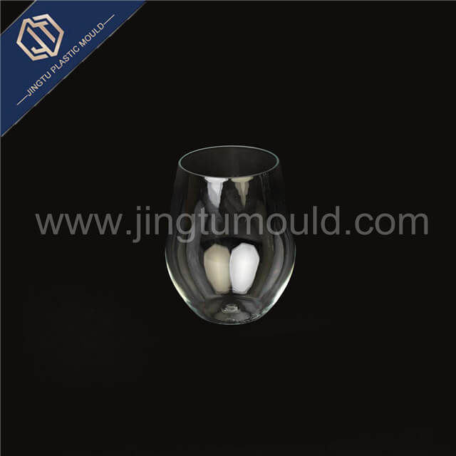 Transparent Household Plastic Wine Cup