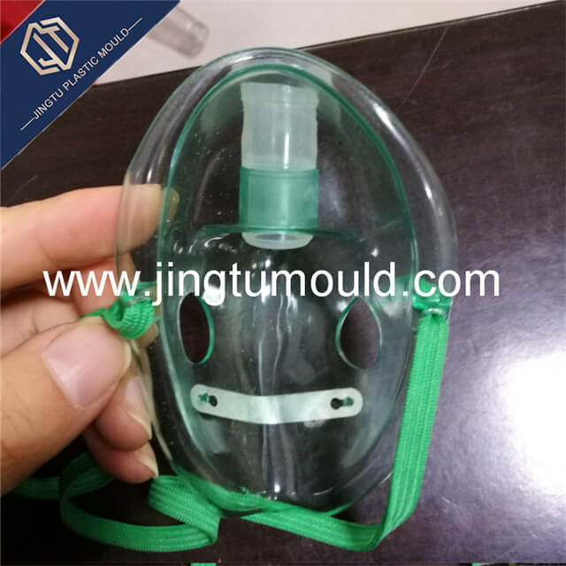 Oxygen mask medical supplies mould
