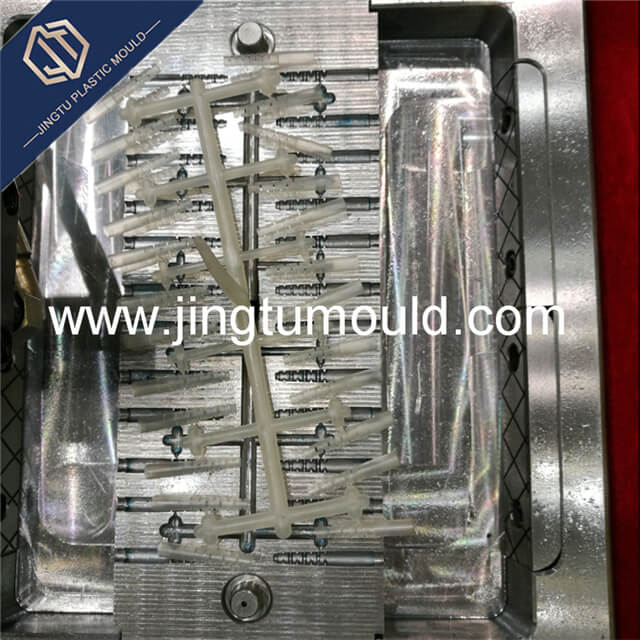 Precision Mould for Medical Needle Seat