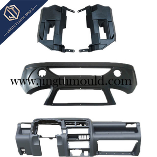 Plastic Mould for Automobile Bumper Parts
