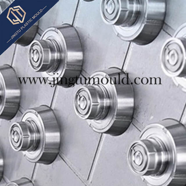 48 Cavity PE Carbonate Beverage Bottle Cap Mould