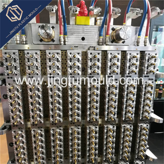 144 cavity PET Plastic Water Preform Mould