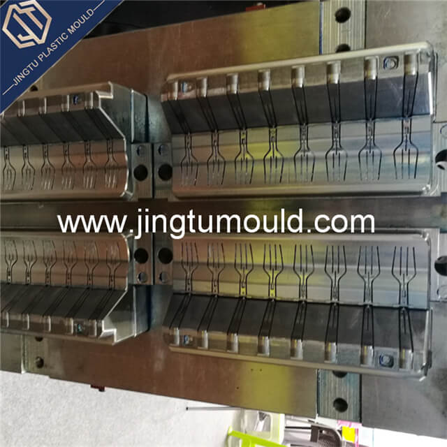 Injection houseware Mold for High Temperature Fork