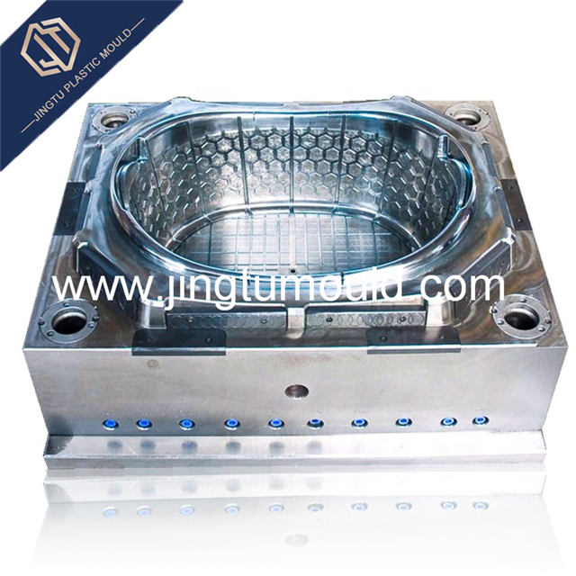 Plastic basket mould for household use